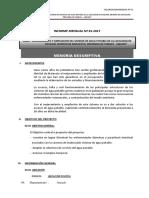 Informe de Valorizacion Nº 01 Corregido