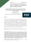 Sujeto Constituyente y Sujeto Constituido en Husserl