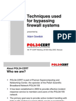 Gowdiak Bypassing Firewalls