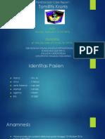 Pembacaan Tonsilitis Kronik.pptx