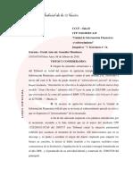 RATIFICACIÓN PROCESO A LA EX UJER DE CORRADI