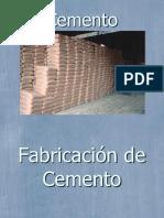 06. Cemento Grupo IV Fabricacion
