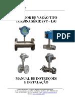 Manual de Medidor CTH2265i - Instalação