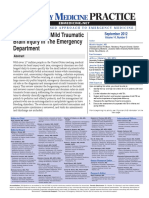 Emergency Medicine Practice MTBI article with CME.pdf