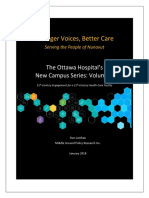 Stronger Voices, Better Care