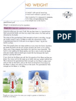 Igcse Physics (3) - Mass and Weight