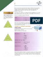 Igcse Physics (4) - Density