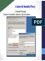 Instalar Servidor Proxy Con FreeProxy
