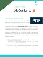 Bases Del Concurso FlechadoConTANKU 2018