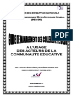 Guide Management Scolaire Version Finale