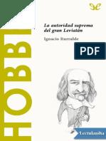 25 Hobbes - Ignacio Iturralde