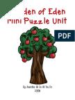 Garden of Eden Puzzles FINAL