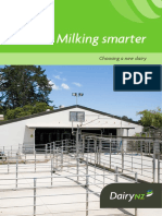 Choosing a New Dairy Booklet