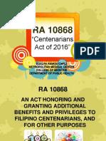 RA 10868