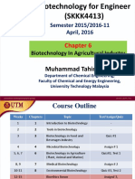 Chapter 6 Biotechnology in Agriculture