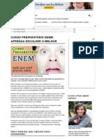 ENEM on Line Lendo