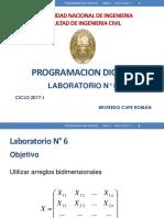 Laboratorios CB412 2017-1 Segunda Parte