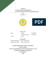 Acara 1-Metode Mechanical Milling Menggunakan Shaker Mill PPF-UG