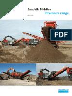 Sandvik Premium Range