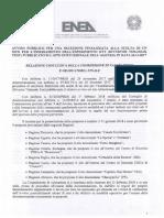 DTT ENEA relazione firmata