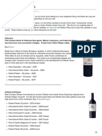 Best Chilean Wines