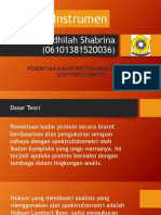 Nadhilah Shabrina (06101381520036) Ppt Analisis