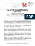 Decreto 010 de 2018