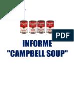 Trabajo Campbell Soup