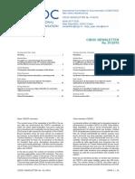 CIDOC - Newsletter (01 - 2010)