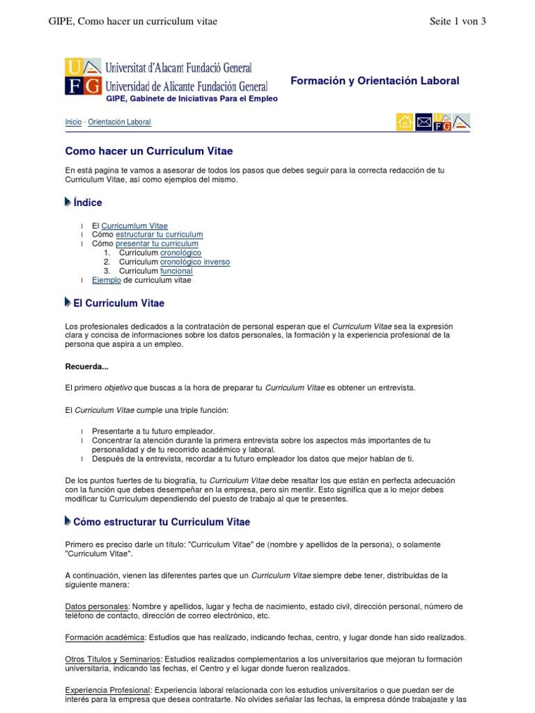 Perfecto Servicios Baratos De Escritura De Currículum Inspiración ...