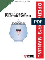 K20-7500 Hydril
