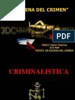 Escena Del Crimen 2017