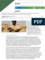 África, granero del mundo