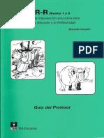 Manual Piaar-r