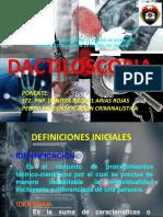 A. Identificacion