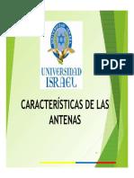 Caracteristicas de Antenas