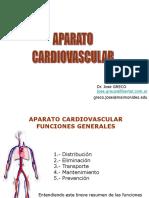 Cardiovascular Aparato