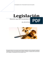 Manual de Legislacion - Julio de 2017