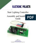 Stair Lighting Controller Manual