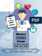 Master OSCE Exam, Dr. Mona Yehia