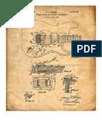 Estrutura Guitarra