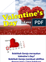 Valentine Day Love or Lust PDF