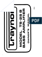 Traynor TS25B Owners Manual.pdf
