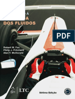 Fox, Pritchard, Mcdonald - Introdução à Mecânica Dos Fluidos 7ª
