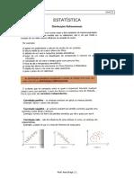 MACS - Estatística - Distribuições Bidimensionais