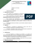 Planejamento Estratégico (1, 3 e 5 Anos) - Carta de Projetos TDA