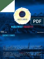 Presentacion - Ale Cargo 2017