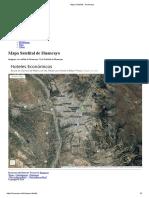 Mapa Satelital - Huancayo