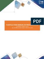 9- Fases 4 y 5 -Plantilla Para Manual de Procedimientos