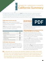 Census 2016 Handout State-Summary California